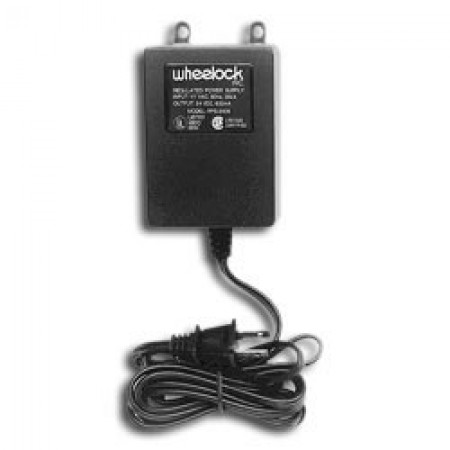 Wheelock Regulated & Filtered 24v DC Power Supply | RPS-2406