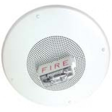 Wheelock Speaker Strobe S8-24MCCH-FW