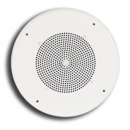 S86T725 Ceiling Speaker Assembly With White Speaker Grille (Package of 6)