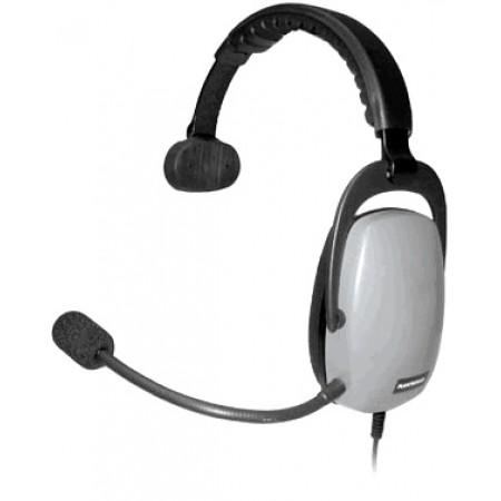 Plantronics SHR2082-01 Ruggedized Headset. Monaural, Circumaural Headset w/ H series Quick Di