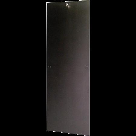"Lift-Off Solid Side Panels for 84""H x 36""D Frame"