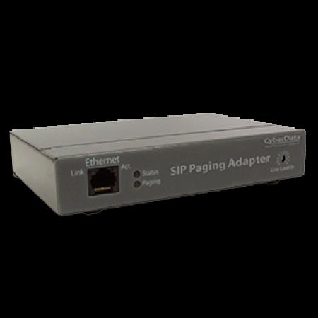 Cyberdata IP Phone Paging Adapter