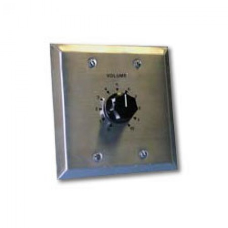 Wheelock 70V Paging System Wall Mount Volume Control