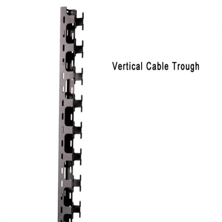 Vertical Cable Trough Cover for | VCT-84C