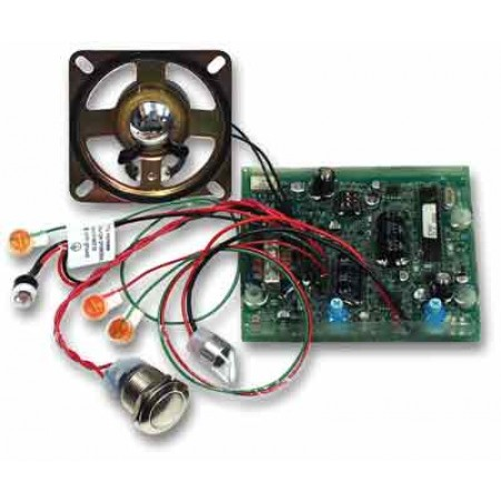 1600A Series ADA Compliant Emergency Call Box Parts Kit