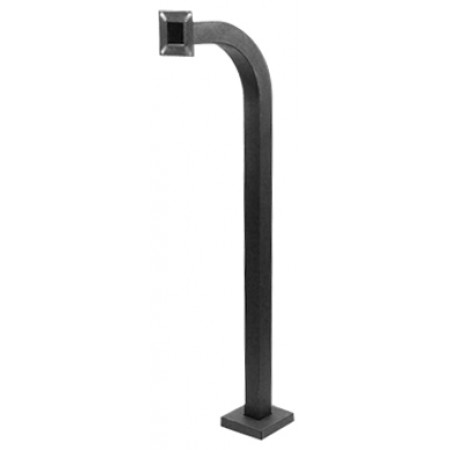 Viking Gooseneck Pedestal for VE Series Phone and Drive Up Push to Talk