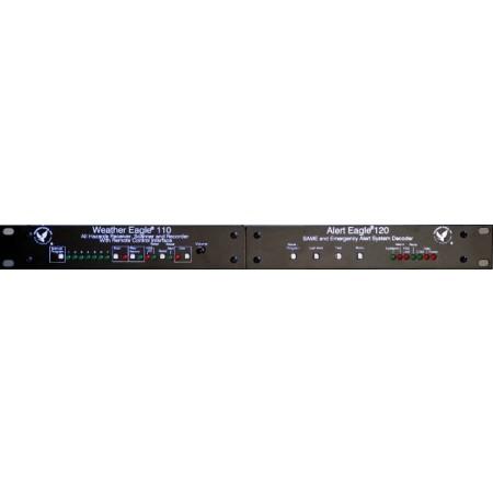 NOAA Radio Commercial Grade Thunder Eagle Front