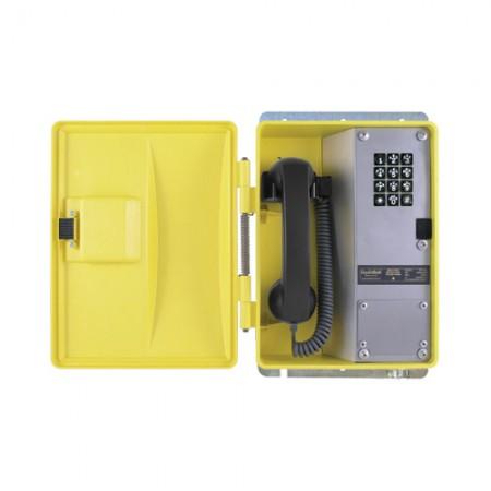Weatherproof Telephone with Teleseal Keypad