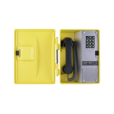 Weatherproof Outdoor Industrial Telephone WRT-10