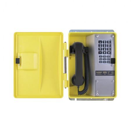 Weatherproof Outdoor Industrial Telephone WRT-20-HD