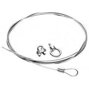 10-foot Cable Kit - White For Bogen Pendant Speaker