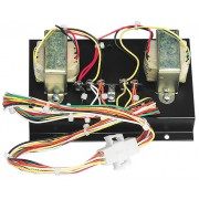 Wire Converter (permits light call-in on 2-conductor shielded cable)