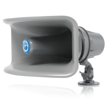ATLAS WIDE ANGLE HORN SPEAKER WITH 30-WATT 25V/70V/100V TRANSFORMER