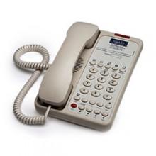 Teledex Opal 2006S (OPL78149)- Two Line Hotel Phone (Ash)