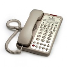 Teledex Opal 2011S (OPL78359) - Two Line Hotel Speakerphone (Ash)