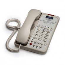 Teledex Opal 2006 OPL78039 Two Line Hotel Phone