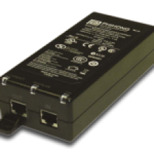 Cyberdata PoE Power Injector 802.3at 11124