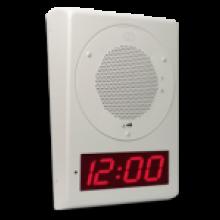 Speaker Wall Mount Adapter for Clock Kit (White)
