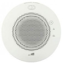 VoIP Singlewire Ceiling Speaker for InformaCast Emergency Notification