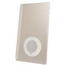 VoIP Ceiling Tile Drop-in Auxiliary Speaker (Off White)