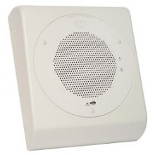 VoIP Wall Mount Adapter for Ceiling Speaker (White)