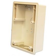 White Surface Backbox For E50 Speaker/Strobe | E50SSB-W