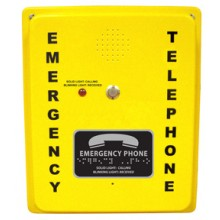 Rath Security VoIP Yellow Call Box SmartPhone VI Relay 2100-986VAI