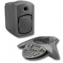 Polycom SoundStation VTX 1000 Subwoofer Pack- Conference Room Phone