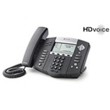 Polycom SoundPoint IP 550 SIP Phone with HD Voice