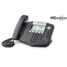 Polycom SoundPoint IP 650 6-line IP Phone with HD Voice