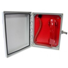 Rath Security Basic Enclosure Two Button Handset 2300-624RD