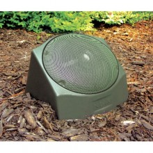 Weatherproof Loudspeaker (Green, In-ground)