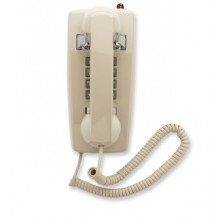 2554W Analog Wall phone with Message Waiting Light