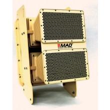 Planar Speaker (Sound Distance 250 yards)