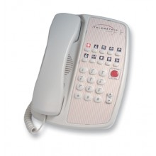 3000 Series Single Line 10 Memory Speakerphone (36239) - Ash