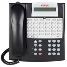 Partner 34D Display Telephone Black Refurbished (Series 2)