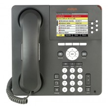 IP Phone 9640 Charcoal Gray (Backlit GrayScale Display)