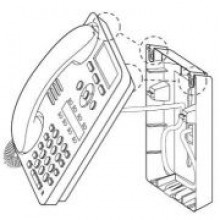 1608 / 1408 Wallmount kit