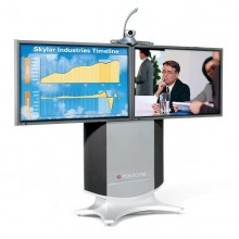 Polycom HDX Video Conferencing System Executive Collection