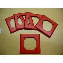 Semi-Flush White Plate | SFP-W