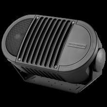 A6BLK Weatherproof Loud Outdoor Speaker (Black) A6-Series 8-ohm by Bogen Communications