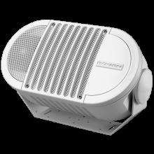 A8WHT Weatherproof Loud Outdoor Speaker (White) A8-Series 8-ohm by Bogen Communications