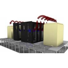 "Aisle Containment Doors for 84""ES Enclosure   ACD840ES"