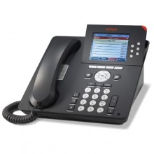 IP Phone 9640G Charcoal Gray (Backlit GrayScale Display)