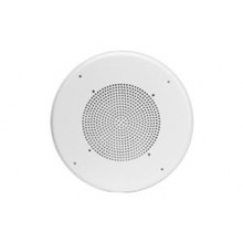"Ceiling 8"" Round Speaker Baffle (Screw Mount)"