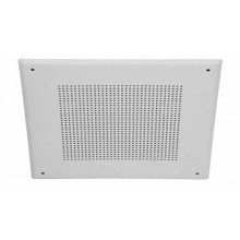 Ceiling Square Speaker Baffle (Welded Stud Mount)