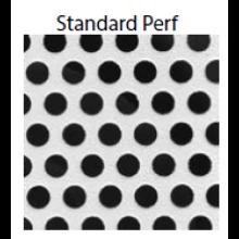 Quam Ceiling Tile Speaker System 2' x 2' 70V (Standard Perf White)