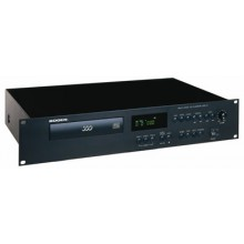 DCM290P 5-Disc CD Changer, Rack Mount, AUX Feedthrough