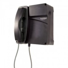 Industrial Desktop/Wall Mount Ring Down Telephone with Armored Handset Cord