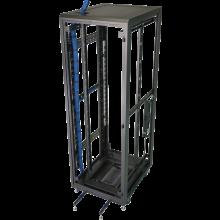 "Enclosure frame 72""H x 24""W x 32""D 37 RMU   7201E-2432"